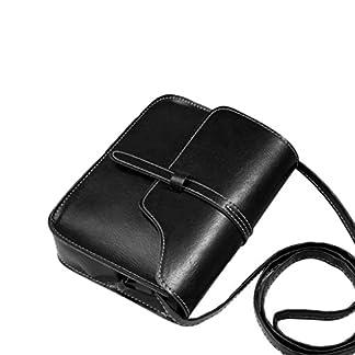 Schultertasche-Damen-Sonnena-Frauen-Vintage-Einfarbig-PU-Leder-Handtasche-Elegant-Mini-Einzelne-Umhngetasche-Damentasche-Ledertasche-Outdoor-Messenger-Tasche-fr-Frauen