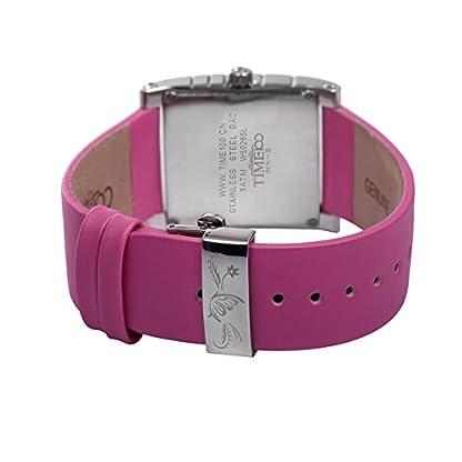 Time100-Drei-Tage-Springen-Preise-Romantische-Wunschbaum-Damen-Armbanduhr-mit-gold-Lederband-Dank-fr-Kunden-Cyber-Monday-Woche