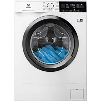 Electrolux-EW6S370S-Freistehend-Frontlader-7-kg-1000-Girimin-A-10-Wei-Waschmaschine