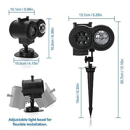 Neuste-Sternenhimmel-Projektor-Lampe