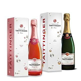 Taittinger-Champagner-Set-1x-075l-Brut-Rserve-1x-075l-Brut-Ros-125-Alk