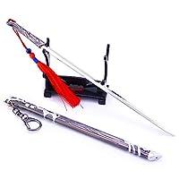HHJBB-The-Untamed-Gromeister-von-Demonic-Anbau-Wei-Wuxian-LAN-Zhan-Schwert-Modell-Aktions-Figur-Kunst-Spielzeug-Sammlung-Geschenk