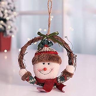 Weihnachten-Rattan-Ring-Kranz-Tr-hngen-Anhnger-Alter-Mann-Schneemann-Elch-Ornamente-Weihnachtsdekoration-fr-Home-Display-Fenster