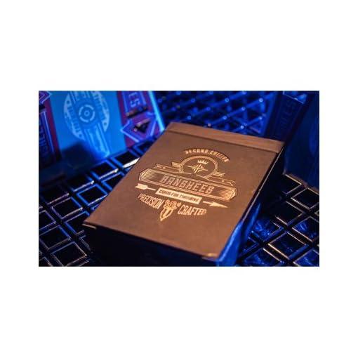 Banshees-Cards-for-Throwing-2nd-ed-Kartenspiele-Zaubertricks-und-Magie