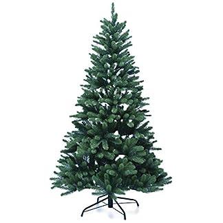 Lnartz-Naturgetreuer-knstlicher-Weihnachtsbaum-PE-Spritzguss-ohne-Beleuchtung-Hhe-180cm-110cm-PE-BO180