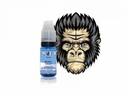 Avoria Aroma Monkey Island (12 ml) (Erdnuss/Vanillepudding)