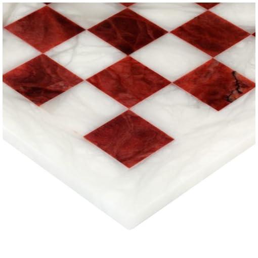 Scali-Alabastro-14MF1-REDWHT-Alabaster-Schach-Set-Rot-Wei-37cm