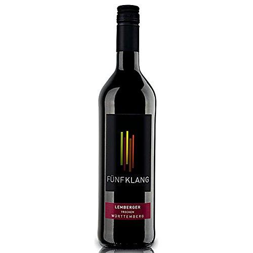 3-Flaschen-Fnfklang-Lemberger-mit-Trollinger-a-750ml-Rotwein-halbtrocken