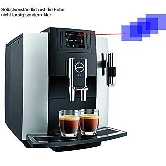 4X-Crystal-Clear-klar-Schutzfolie-fr-Jura-15084-E8-Kaffeevollautomat-Displayschutzfolie-Bildschirmschutzfolie-Schutzhlle-Displayschutz-Displayfolie-Folie