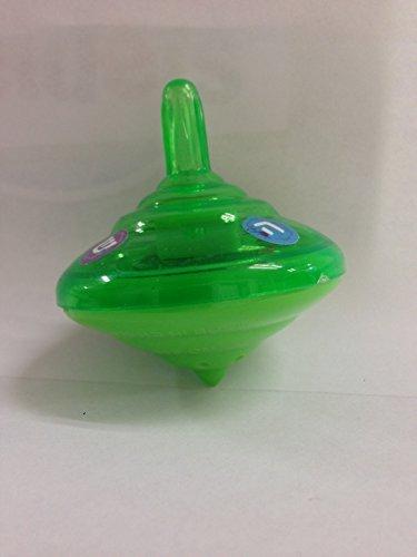 Chanukka-Kreisel-Leuchtet-auf-und-spielt-eine-Melodie-beim-Spinnen-Kreisel-fr-Chanukkah-aus-plastik-Preis-fr-1-Hanukkah-Dreydle-sewiwon-Kunststoff