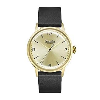 CIRCULA-Retro-Uhr-Unisex-Swiss-Made-Minimalistisches-Vintage-Design-Analog