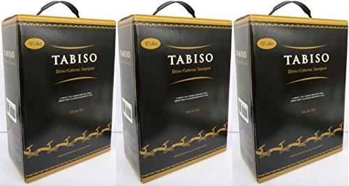 3-x-TABISO-CABERNET-SAUVIGNON-SHIRAZ-Bag-in-Box-3-LITER-15-Incl-Goodie-von-Flensburger-Handel