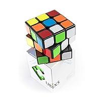CUBIXS-Zauberwrfel-3×3-Typ-Los-Angeles-Speedcube-mit-optimierten-Dreheigenschaften-fr-Speed-Cubing