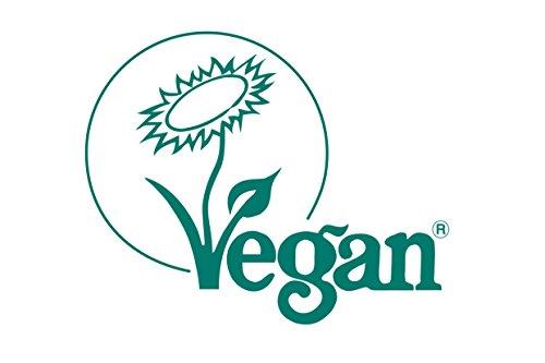 Natural Vegan Protein – Schokolade – 76% Protein – Bio-Zutaten, 100% Pflanzlich