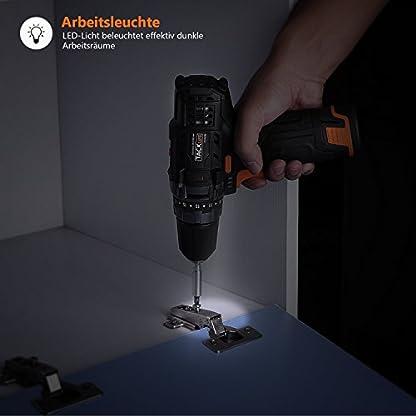 Akku-Bohrschrauber-Tacklife-PCD03B-Akkuschrauberset-2-Li-Ion-Akkus-12V-2000mAh-Max-Drehmoment-27-Nm-191-Drehmomentstufen-Schnellladegert-100V-240V-Schrauben–10-mm-inkl-Profi-Koffer