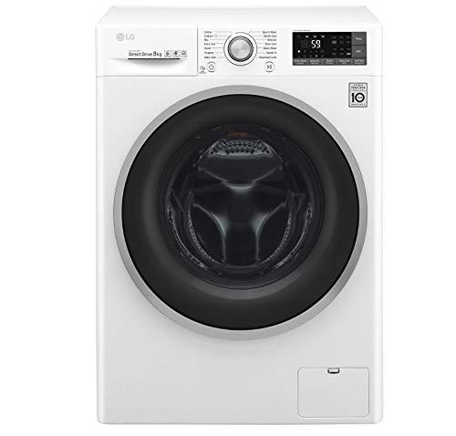 LG-f4j7vn1-W-autonome-Belastung-Bevor-9-kg-1400trmin-A-30-wei-Waschmaschine-Waschmaschinen-autonome-bevor-Belastung-wei-links-LCD-150-