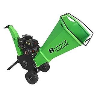 ZIPPER-Gartenhcksler-Holzhcksler-Benzin-Hcksler-Schredder-ZI-HAEK4100-NEU