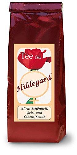 Hildegard-Namenstee-Frchtetee