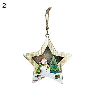 Gfjhgkyu-Weihnachtsart-Party-Dekor-Santa-Snowman-Deer-Design-Weihnachten-Santa-Schneemann-Deer-Licht-Lampe-Anhnger-Baum-hngende-Ornament-Home-Decor
