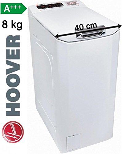 HOOVER-Toplader-8KG-Waschmaschine-40cm-1200-Umin-A-Display-Startzeitvorwahl