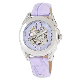 Carlo-Monti-Armbanduhr-fr-Damen-mit-Analog-Anzeige-Automatik-Uhr-und-Lederarmband-Wasserdichte-Damenuhr-mit-zeitlosem-schickem-Design-klassische-elegante-Uhr-fr-Frauen-Modica