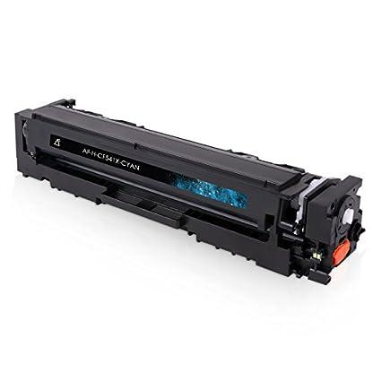 4-Alphafax-Toner-kompatibel-zu-HP-CF540X-CF543X-fr-Color-Laserjet-Pro-M-280nw-M-281fdn-M-281fdw-M-254nw-M-254dw-203X