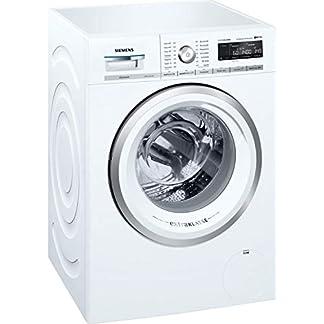 Siemens-iQ700-wm4wh690-freistehend-geladen-vorne-9-kg-1400-Umin-A-Wei-Waschmaschine