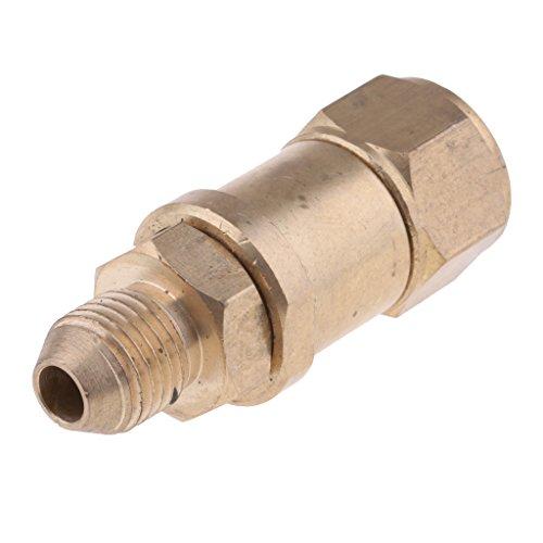 Baoblaze-Hochdruckreiniger-Schnellanschluss-M18Mm-X-38-Zoll-Schnellstecker-Adapter-aus-Messing
