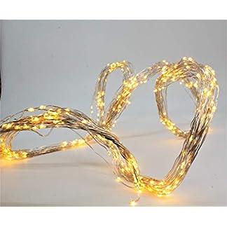 LED-Regen-480-Lichter-Silberdraht-warmwei