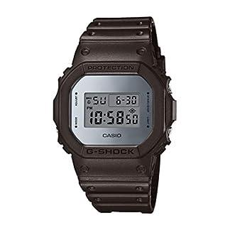Casio-Herren-Digital-Quarz-Uhr-mit-Harz-Armband
