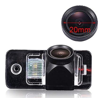20mm-HD-Lens-Wasserdicht-Auto-Rckfahrkamera-Kennzeichenbeleuchtung-Kamera