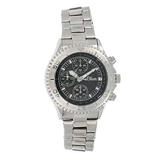 sOliver-Unisex-Armbanduhr-Analog-Quarz-Chronograph-SO-15071-MCR