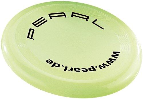 PEARL-Kinder-Frisbee-Nachleuchtende-Frisbee-Glow-in-the-dark-Frisbee-Wurfscheibe