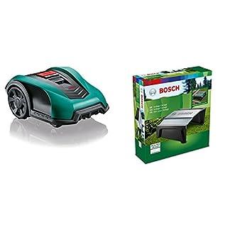 Bosch-Mhroboter-Indego-350-Connect-mit-App-Funktion-19-cm-Schnittbreite-Rasenflche-bis-zu-350-m-Garage-fr-Mhroboter-Indego-350-400-Karton-Gre-275-x-500-x-510-mm