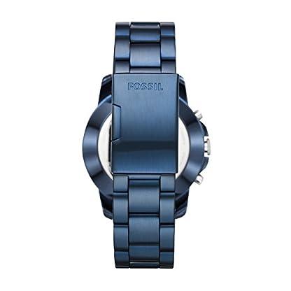 Fossil-Herren-Hybrid-Smartwatch-Q-Grant-Edelstahl-Blau-Analoge-Quarz-Herrenuhr-im-klassischen-eleganten-Stil-mit-Smartfunktionen-Fr-Android-iOS