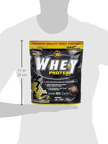 All Stars Whey Protein, Schoko, 1er Pack (1 x 500 g)