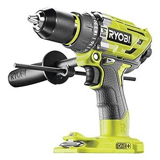 Ryobi-5133003941-Schlagbohrschrauber-18-V-Schlagbohrfunktion-ohne-Akku-Schnellspannbohrfutter-LED-Beleuchtung-R18PD7-0