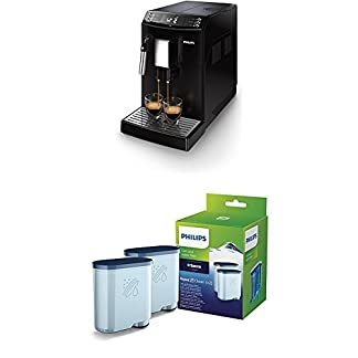 Philips-EP351000-Kaffeevollautomat-Milchschaumdse-AquaClean