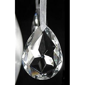 Trendoro-18-Stck-Weihnachtsbaumbehang-Christbaumschmuck-Tropfen-Kristallglas-mit-Facettenschliff-60-GrammStck-62-x-42-cm