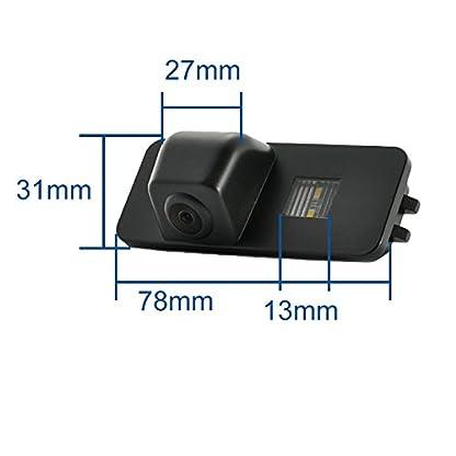 Rckfahrkamera-Kennzeichenleuchte-dynamisch-mitlenkende-Linien-fr-Seat-Altea-Leon-VW-Bora-EOS-Golf-5-auch-Variant-4Motion-Golf-6-auch-Variant-4Motion-Jetta-Passat-CC-Polo-Phaeton