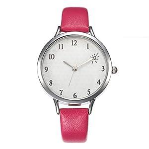UINGKID-Damen-Armbanduhr-Analog-Quarz-Einfache-Grteluhr-Weibliche-Modelle-Digitalwaage-Quarz-Uhr-Kh037-Serie