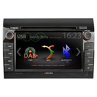 Zenec-Z-E3756-Navitainer-fr-Fiat-Ducato-Citroen-Jumper-Peugeot-Boxer-mit-DAB-Camper-Navigation-CDDVD-Laufwerk-Bluetooth-und-USB