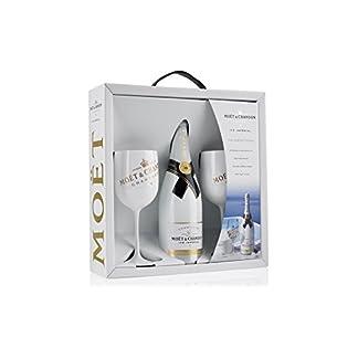 Mot-Chandon-Ice-Imprial-Geschenk-Set-Champagner-Flasche-und-inklusive-zwei-Glser