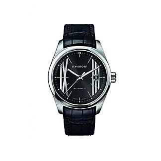 Davidoff-Herren-Armbanduhr-Analog-Automatik-21131