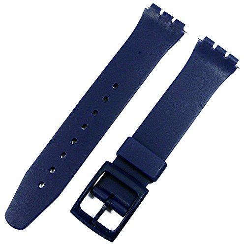 Ersatzband-Kunststoff-Band-17mm-fr-Swatch-Uhren-inkl-Ersatzstifte