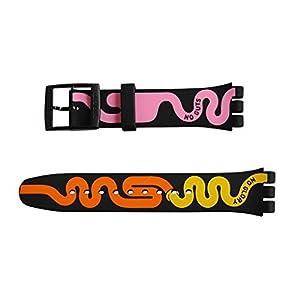 Swatch-19mm-Armband-NO-GUTS-NO-GLORY-ASUOB108