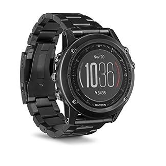Garmin-fnix-3-HR-Saphir-GPS-Multisportuhr-mit-Armband-aus-Titan-und-DLC-Beschichtung-Herzfrequenzmessung-am-Handgelenk-zahlreiche-Sport-Navigationsfunktionen