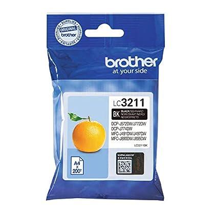 Brother-LC-3211BK-Tintenpatrone-fr-Brother-DCP-J772DW-DCP-J774DW-MFC-J890DW-MFC-J895DW-schwarz
