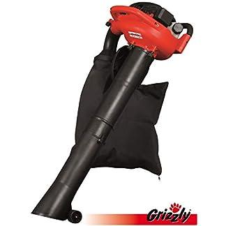Grizzly-Benzin-Laubsauger-BLSB-3030-Laub-Sauger-30-cc-mit-leistungsstarkem-10-kW-136-PS-Motor-fr-300kmh-Blasgeschwindigkeit