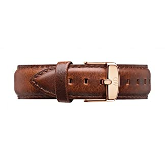 Daniel-Wellington-Herren-Uhren-Armband-Classic-St-Mawes-Leder-braun-Schliesse-rosgold-DW00200006
